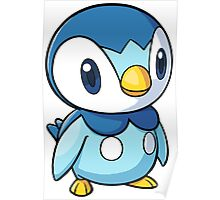 Piplup 2 Poster