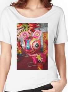 Chinese New Year London Women's Relaxed Fit T-Shirt