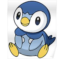 Piplup 3 Poster