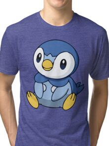 Piplup 3 Tri-blend T-Shirt