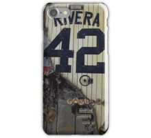 RIVERA THE LEGEND!!! iPhone Case/Skin