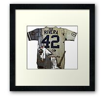 RIVERA THE LEGEND!!! Framed Print