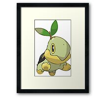 Pokemon Greengrass Framed Print