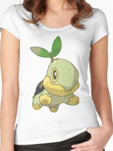 Pokemon Greengrass Women's Fitted Scoop T-Shirt
