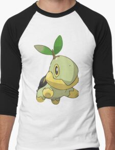 Pokemon Greengrass Men's Baseball ¾ T-Shirt