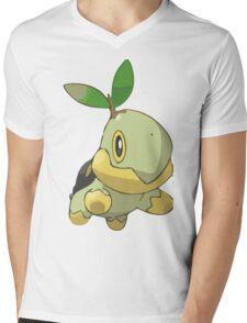 Pokemon Greengrass Mens V-Neck T-Shirt