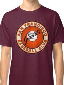 SAN FRANCISCO GIANTS BASEBALL Classic T-Shirt