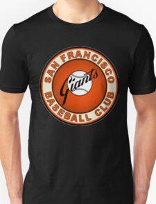 SAN FRANCISCO GIANTS BASEBALL Unisex T-Shirt