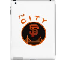 THE CITY SAN FRANCISCO iPad Case/Skin