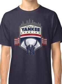 YANKEE STADIUM  Classic T-Shirt