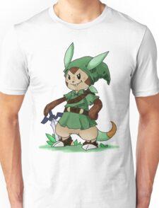 Chespin The Swordman Unisex T-Shirt
