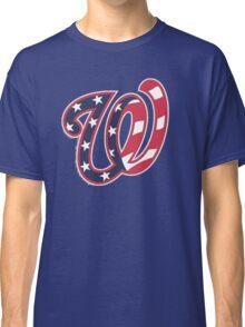 THE WASHINGTON NATIONALS Classic T-Shirt
