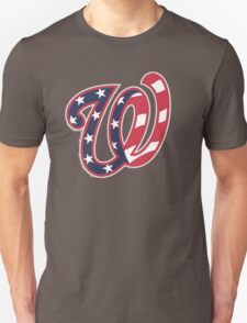 THE WASHINGTON NATIONALS Unisex T-Shirt