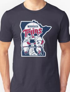 MINNESOTA TWINS LOGO Unisex T-Shirt