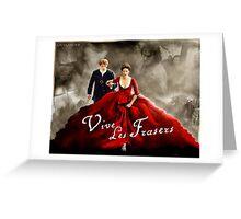 ViveLesFrasers Greeting Card