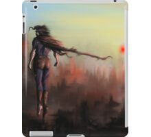 The end of the World iPad Case/Skin