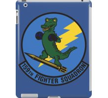 159th Fighter Squadron Emblem iPad Case/Skin