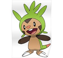 Chespin Normal Poster