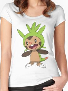 Chespin Normal Women's Fitted Scoop T-Shirt