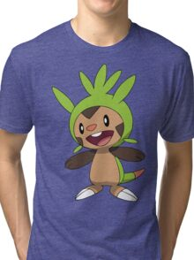 Chespin Normal Tri-blend T-Shirt