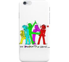 TPoH; colourful personality iPhone Case/Skin