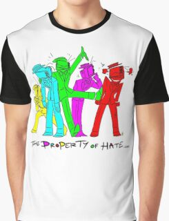 TPoH; colourful personality Graphic T-Shirt