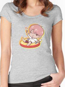 Ice Cream Nini Women's Fitted Scoop T-Shirt