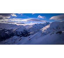 Alps Austria Photographic Print