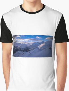 Alps Austria Graphic T-Shirt
