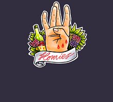 Homies West Coast Hand Sign tattoo flash Unisex T-Shirt