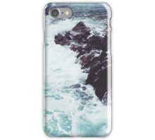 Angry Sea Tumblr iPhone Case/Skin