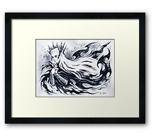 Spirit of forest Framed Print