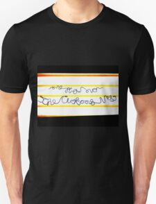 One Flew Over the Cuckoos Nest Unisex T-Shirt