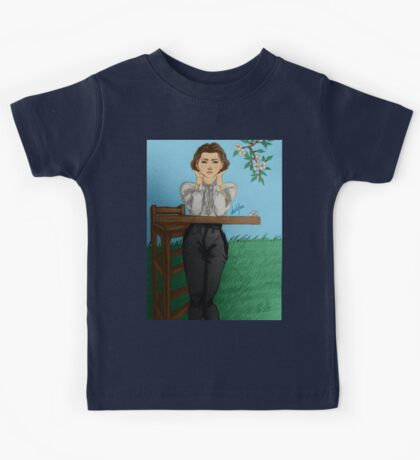 TRANQUILITY Kids Tee