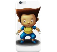 Mini Wolverine Fan Art iPhone Case/Skin
