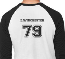 Dean Winchester Collegiate Jersey 79' Men's Baseball ¾ T-Shirt