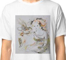 La Jeune Fille à l'Oiseau Classic T-Shirt
