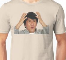 Jackie Chan Says What? Unisex T-Shirt