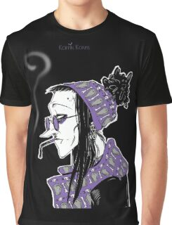 Zombie goth Graphic T-Shirt