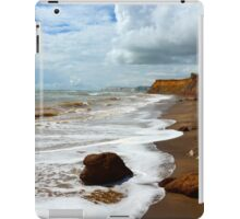 Compton beach iPad Case/Skin