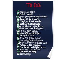 To-Do Poster
