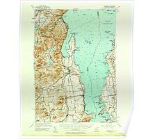 New York NY Willsboro 140325 1956 62500 Poster