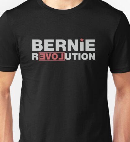 Bernie Revolution 2016 Unisex T-Shirt