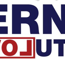 Bernie Revolution 2016 Sticker