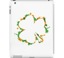 Clover iPad Case/Skin