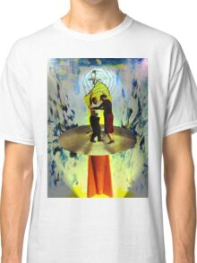 Rudy and Esther Ascend to the Mothership Classic T-Shirt