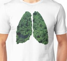 Natural lungs Unisex T-Shirt