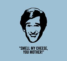 "Alan Partridge ""Smell my Cheese"" Quote Unisex T-Shirt"