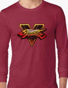 Street Fighter V Long Sleeve T-Shirt