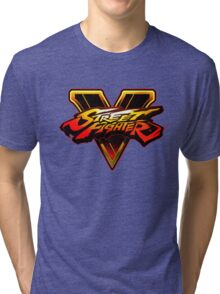Street Fighter V Tri-blend T-Shirt